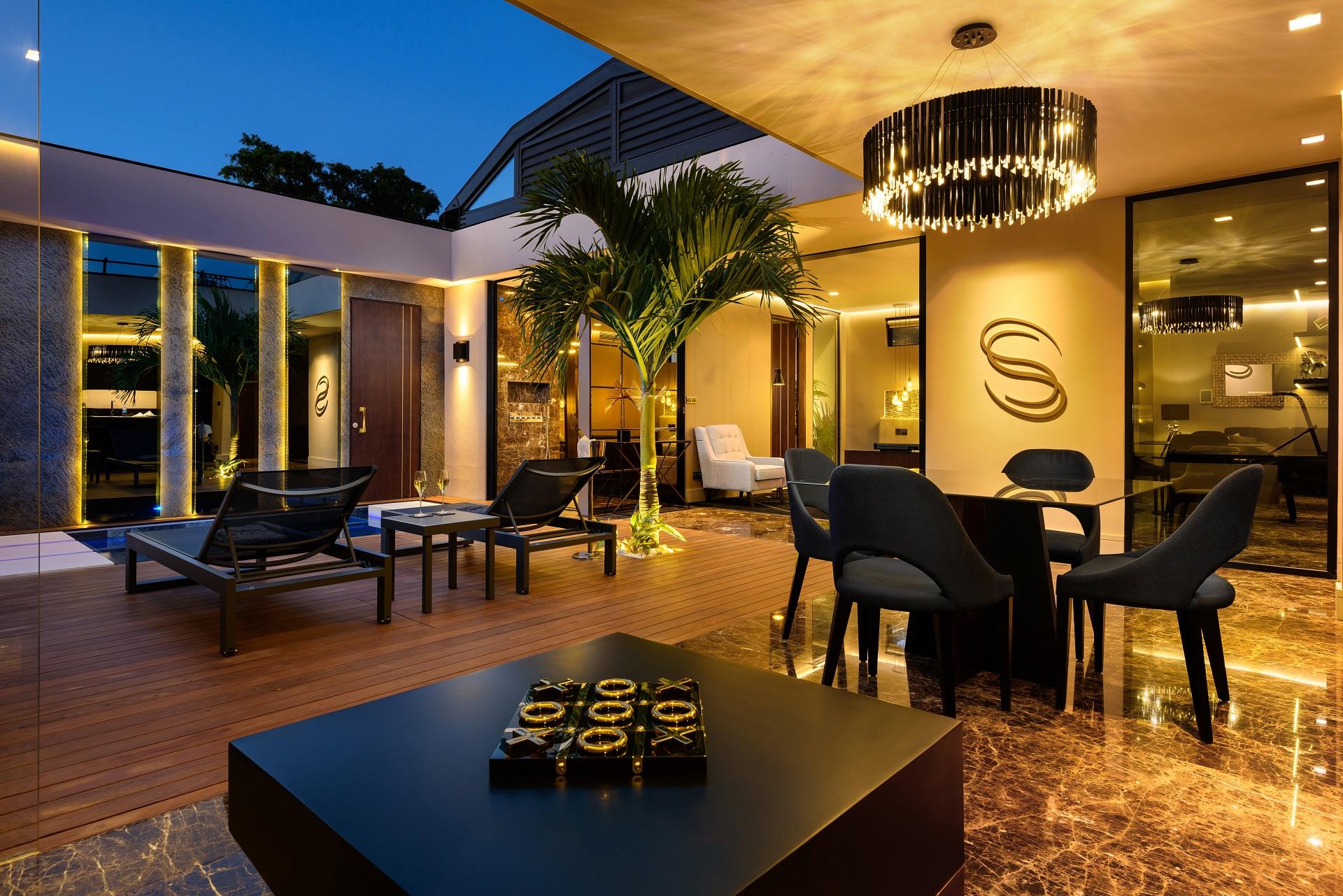 Les luxueuses Villas Secret au coeur de Cap Malheureux